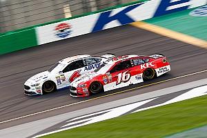 NASCAR Sprint Cup Breaking news Roush Fenway Racing changes pit crew coach, promotes Scott Bowen