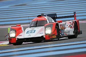 WEC Breaking news Manor prepares to shake down second WEC chassis