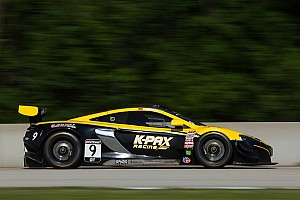 PWC Race report Parente extends GT lead at Mid-Ohio, title rival Long penalized