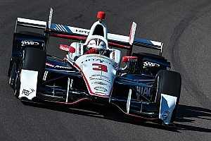 IndyCar Testing report Castroneves P1 in mixed session for Penske
