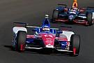 IndyCar Sato leads Foyt trio, but admits
