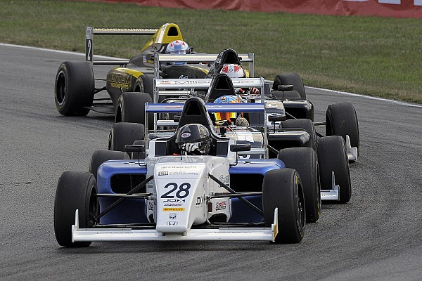 Formula 4 Breaking news Formula 4 US adds classic North American tracks to 2017 schedule