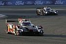 【WECバーレーン】アウディ、最後のレースを1-2で完勝。チャンピオンはポルシェ2号車
