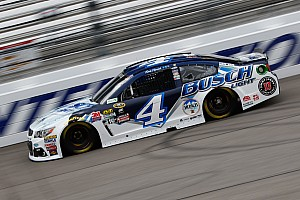 NASCAR Sprint Cup Qualifying report Rain washes out Sprint Cup qualifying: Harvick on pole