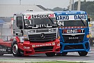 European Truck Lacko takes hat-trick of Misano truck victories