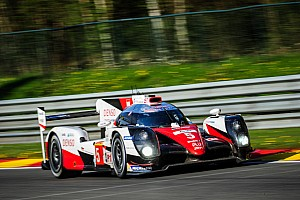 WEC Race report SPA pain for Toyota Gazoo Racing