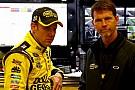 NASCAR Sprint Cup Kenseth crew chief: Teams took former lug nut policy
