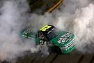 Sauter wins Daytona Truck opener as Bell flips wildly on last lap
