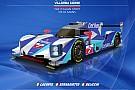 ELMS Svelata la livrea 2017 del prototipo LMP2 del team Villorba Corse