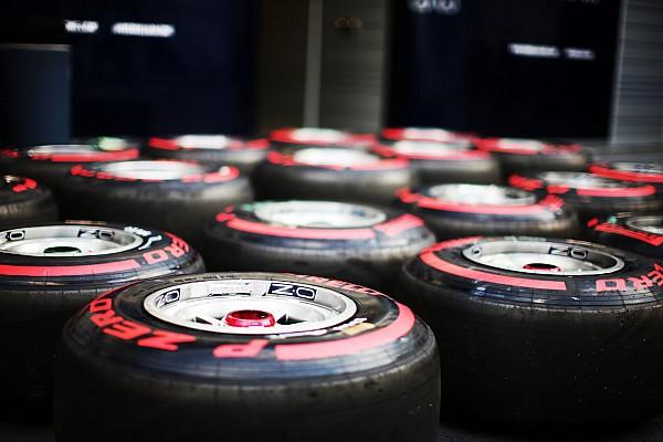 Formula 1 Pirelli reveals final compound choices of 2016