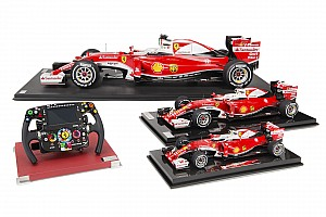 General Motorsport.com news Amalgam Collection Launches Scuderia Ferrari  SF16-H Collection