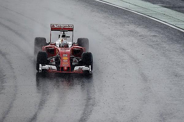 Formula 1 Vettel first to test Pirelli's wider 2017 tyres