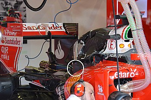 Formula 1 Analysis Ferrari strengthens turbo cover after Silverstone explosion