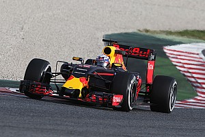 Formula 1 Testing report Ricciardo posts a largely trouble-free 87 laps at the Circuit de Barcelona-Catalunya