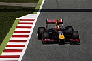 GP2 Barcelona GP2: Gasly beats Nato for first pole of 2016