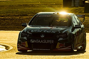 Supercars Breaking news Lowndes says consistency is key to title charge