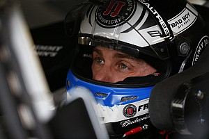 NASCAR Sprint Cup Breaking news Video: Post-race altercation between teammates Harvick and Busch