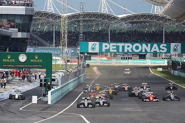 Formula 1 Breaking news Malaysia considers giving up on F1 race