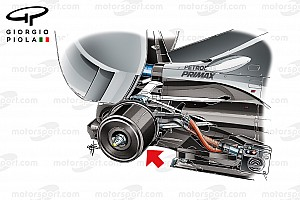 Formula 1 Analysis Tech analysis: Was F1's tyre pressure controversy a load of hot air?
