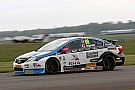 BTCC Thruxton BTCC: Ingram breaks lap record to clinch pole