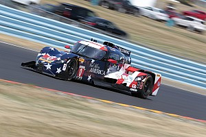 IMSA Qualifying report Top ten start for Panoz DeltaWing Racing