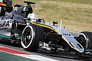 Force India duo admit sitting out test