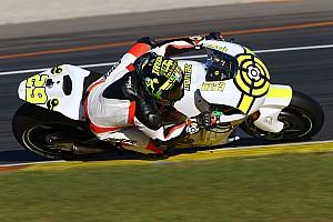 MotoGP Breaking news Iannone surprised by Suzuki corner speed during Valencia test