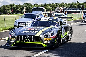 Blancpain Endurance Qualifying report Mercedes-AMG GT3 on the first six grid positions for the Spa 24-hour race