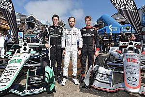 IndyCar Важливі новини Джонс планує провести повний сезон в IndyCar
