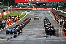Formula 1 F1 teams to debate wet weather standing starts