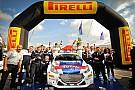 Rally Pirelli presenta a Monza una App per la gestione gomme nei Rally