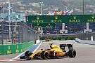 Formula 1 Sergey Sirotkin makes his FP1 debut for the Renault Sport Formula One Team