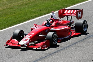 Indy Lights Breaking news Rosenqvist to miss Lights races at Road America, Iowa
