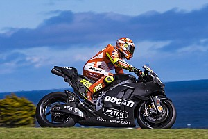 MotoGP Testing report Positive second day of IRTA testing for Ducati Team riders at Phillip Island