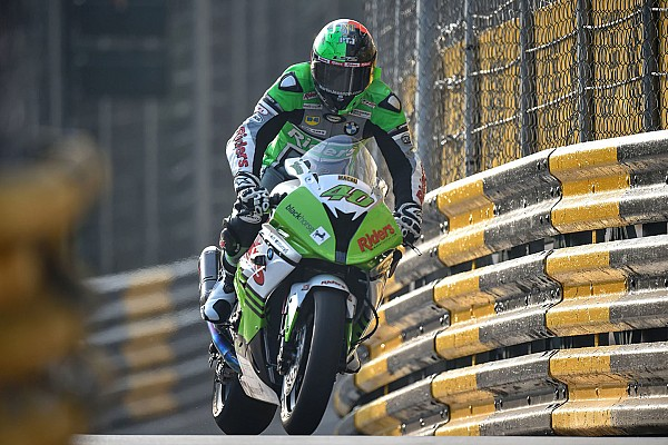 Other bike Qualifying report Macau GP: Jessopp grabs bike pole