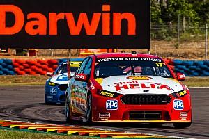 Supercars Practice report Darwin V8s: Pye tops final practice