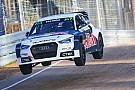 World Rallycross Ekstrom warns WRX points lead