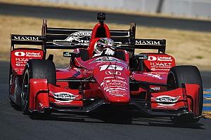 IndyCar Breaking news Rahal proud to be top Honda again