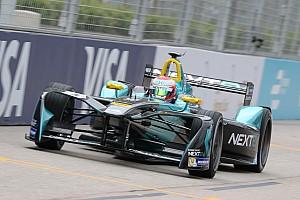 Formula E Qualifying report Hong Kong ePrix: Piquet heads NextEV 1-2 after Super Pole cancelled