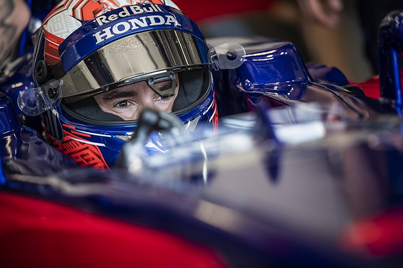 Marc Marquez presto in Formula 1?