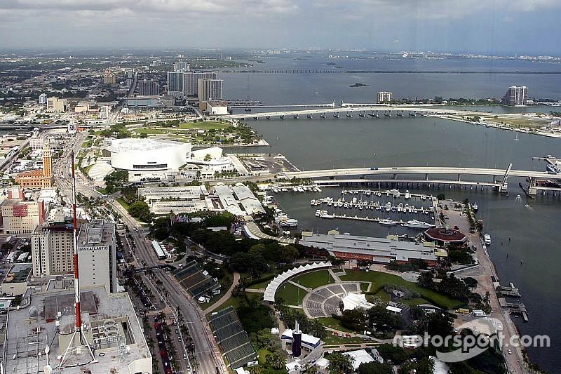 Pas de Grand Prix de Miami en 2019, objectif 2020