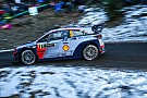 Monte Carlo WRC: Neuville keeps lead as Ogier fights back