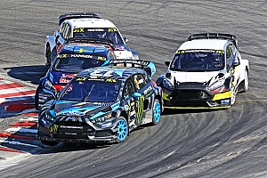 World Rallycross Leg report Norway WRX: Bakkerud completes first-ever qualifying sweep