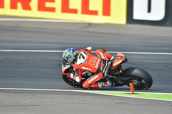 World Superbike Race report Lausitz WSBK: Davies takes crushing win, Rea crashes