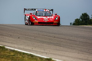 IMSA Race report Cameron, Curran earn first win of the season at CTMP