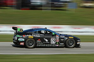 PWC Race report Late crash helps DeBoer claim Road America PWC GTS thriller
