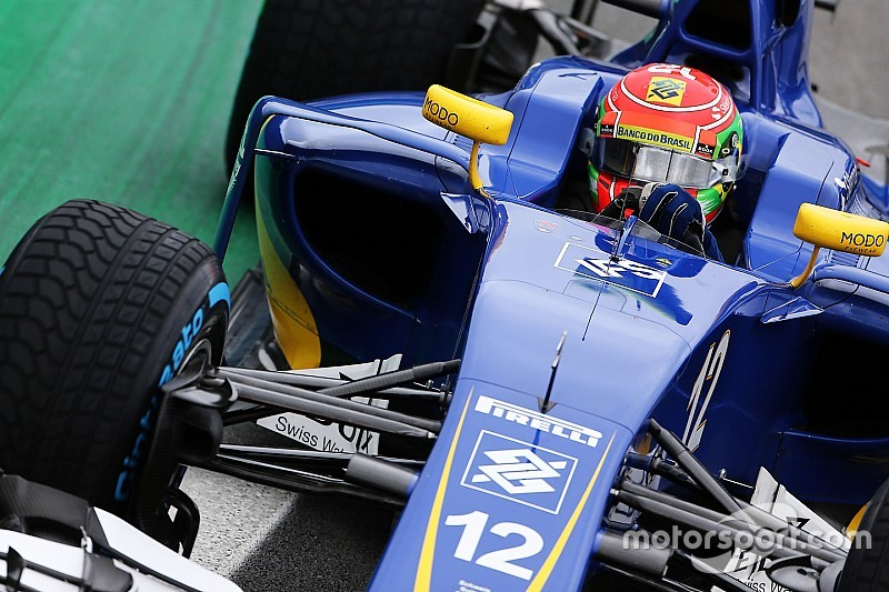Nasr expects points to help him in Sauber talks
