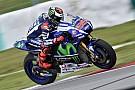 Lorenzo dominates opening day of Sepang MotoGP test