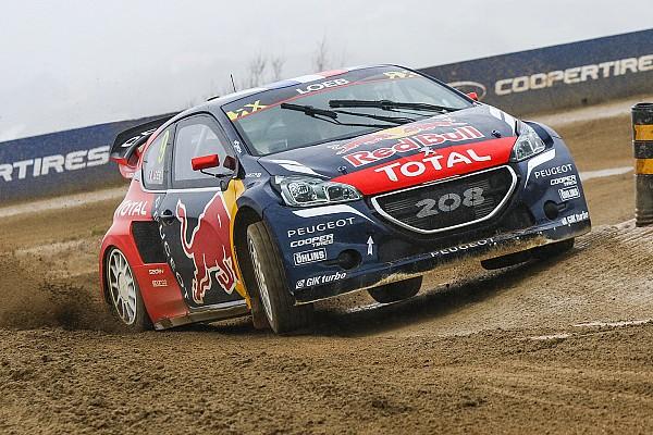 World Rallycross Breaking news Loeb: