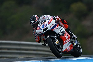 MotoGP Breaking news Redding hits out after fearing repeat of Argentina tyre failure